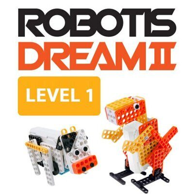 ROBOTIS DREAM Ⅱ Level 1 Kit
