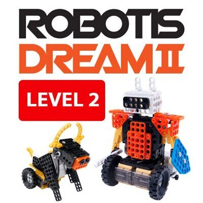 ROBOTIS DREAM Ⅱ Level 2 Kit